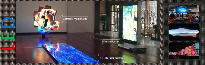 Innovative LED display